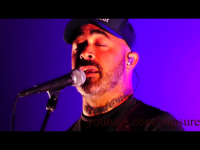 Aaron Lewis Careless Whisper Live HD HQ Audio Starland Ballroom
