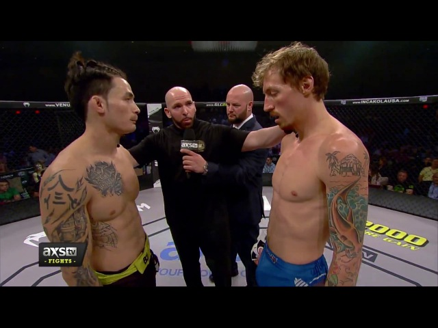Fight of the Week: Thanh Le Takes on Alex Black at LFA 3