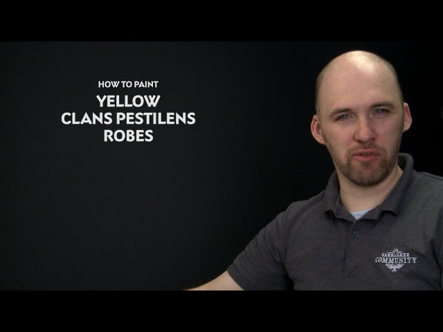 WHTV Tip of the Day - Yellow Clans Pestilens Robes.