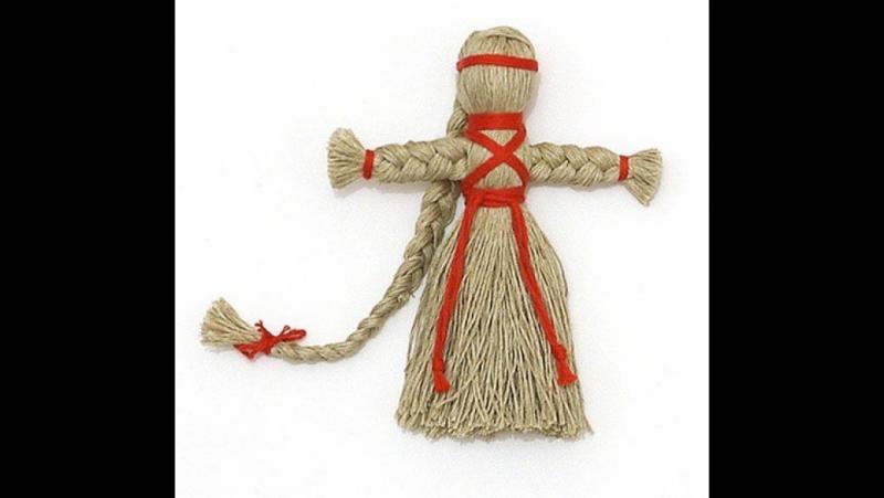 Славянская обережная кукла На здоровье Бельтюкова Галина
