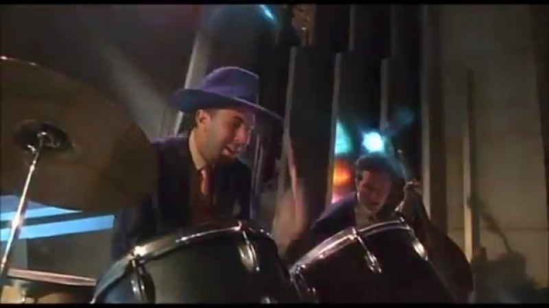 Royal Crown Revue - Hey Pachuco . The Mask (1994)