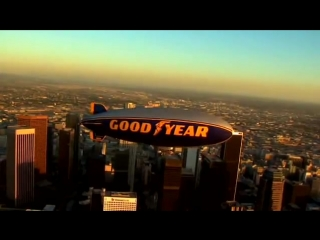 Goodyears Spirit of America Blimp - Goodyear Tires