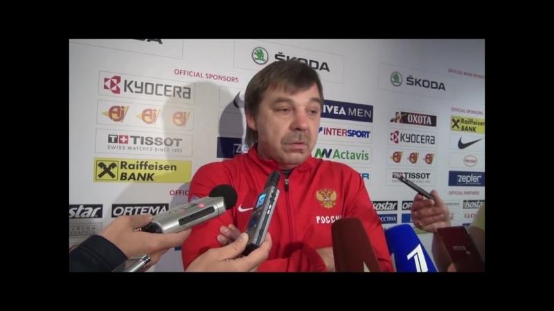 Олег Знарок о друге шведе