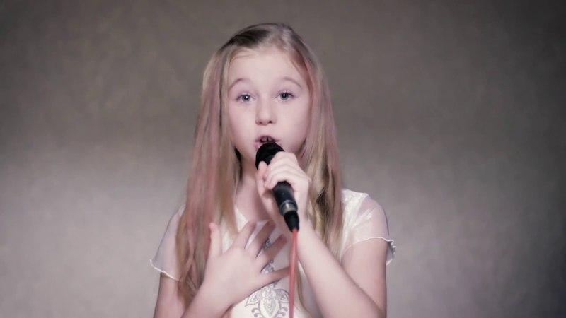 КрыльяWings — Полина Богусевич (кавер Настя Кормишина 9 лет)
