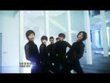 Cross Gene - La-di Da-di @ Music Core 20120721