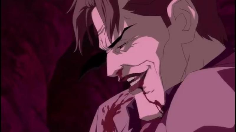 Посмертный далог Бэтмена и Джокера