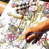 Картины - раскраски по номерам, алмазная вышивка