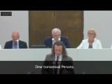 Гениальное обращение депутата от Альтернативы для Германии к парламенту Бранденб