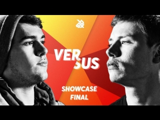 CODFISH vs D-LOW _ Grand Beatbox SHOWCASE Battle 2018 _ FINAL