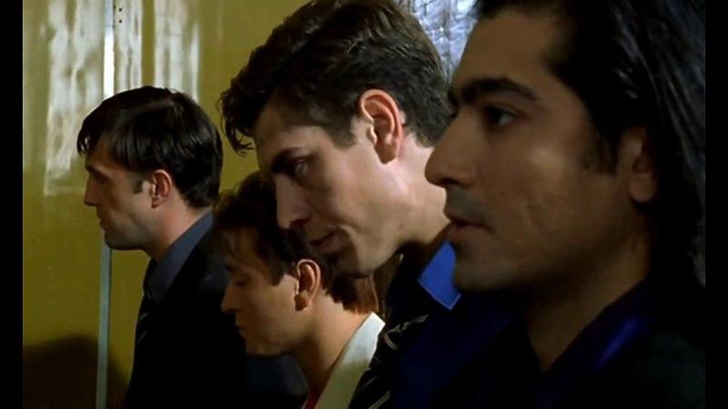 Отрывок из сериала Бригада Привезли в бутырку на воронке 7 Серия HD 1080