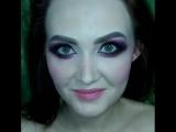 Макияж для фотосессии для красотки Марии @mariya_podkovyrova,любимый на заднем плане,Хихи!!!