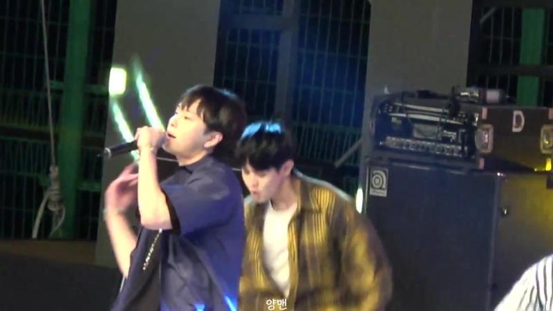 [PERF] 24.05.18. HIGHLIGHT - CAN BE BETTER @ 2018 Dongguk University Festival (YoSeob ver)