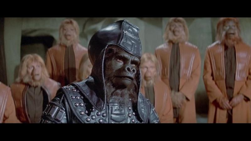 Под Планетой Обезьян (1970) / Beneath the Planet of the Apes (1970)