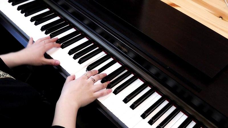 Sennek - A Matter Of Time (Piano Version)