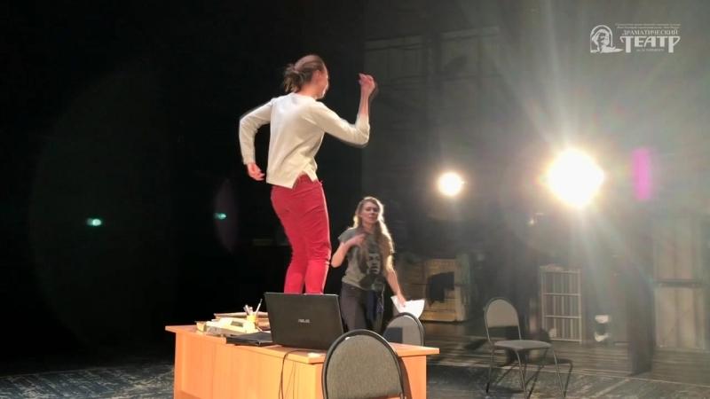 Что происходит   Коми-Пермяцкий театр