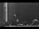 Rachmaninov conducts his