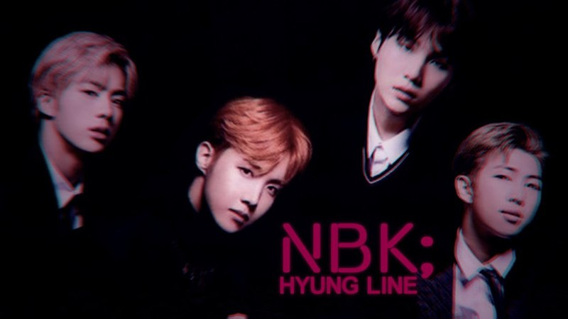 Bts hyung line ─ NBK