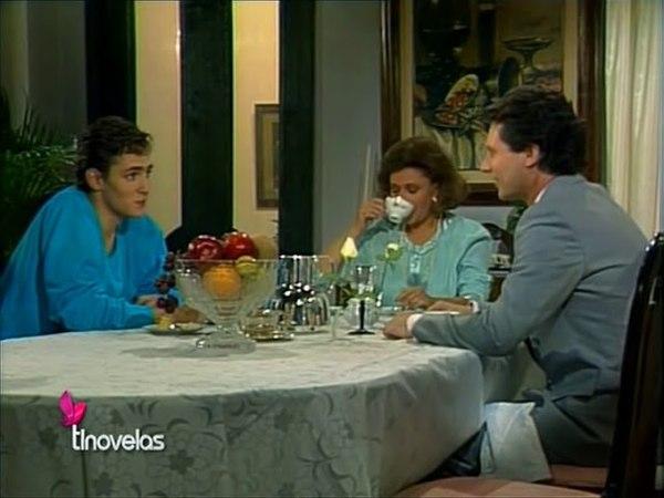 Сериал Дикая Роза (1987–1988) серия 01