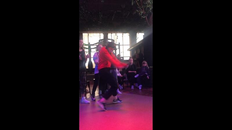 Just move 1 8фин Dance OPERA dancer KitKat Иброгимова Катя