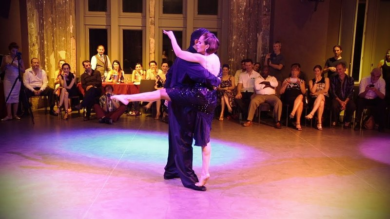 Tango: Sabrina y Ruben Veliz, 2/6/2017, Antwerpen Tango Festival, 3/3