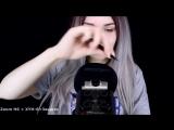 [ASMR KittyKlaw] АСМР Триггеры 🎤 Zoom 6 vs 3Dio vs Blue Yeti тест микрофонов 🎧 ASMR Trigger, Mic Test