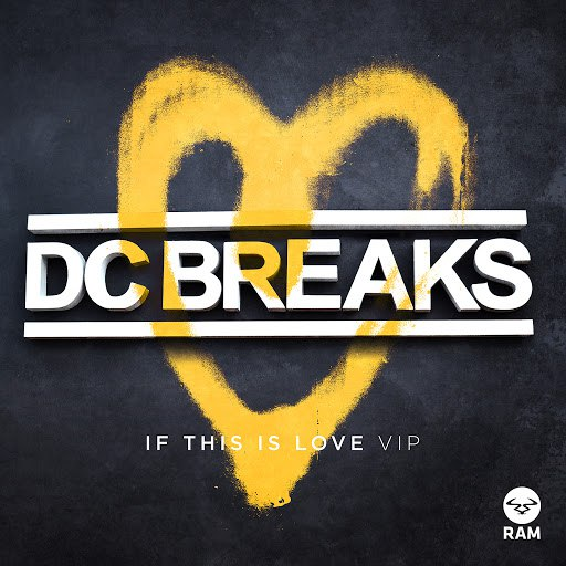 DC Breaks альбом If This Is Love VIP