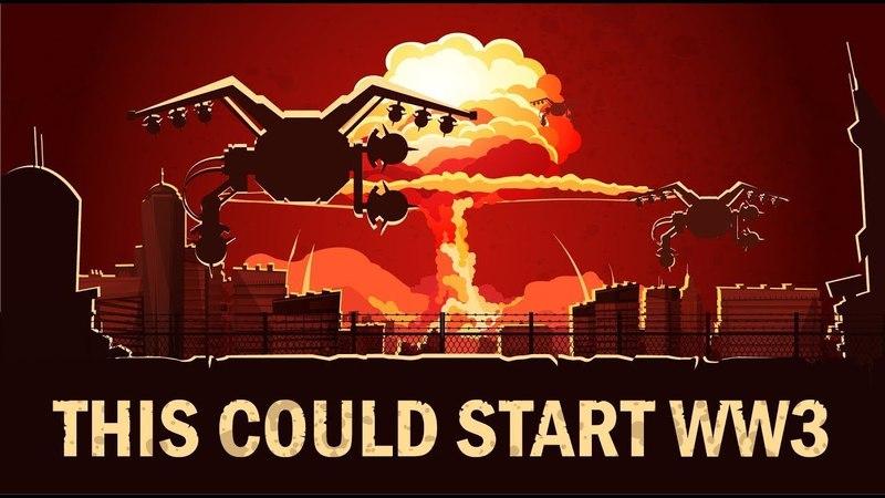Опасность автоматического вооружения Veritasium