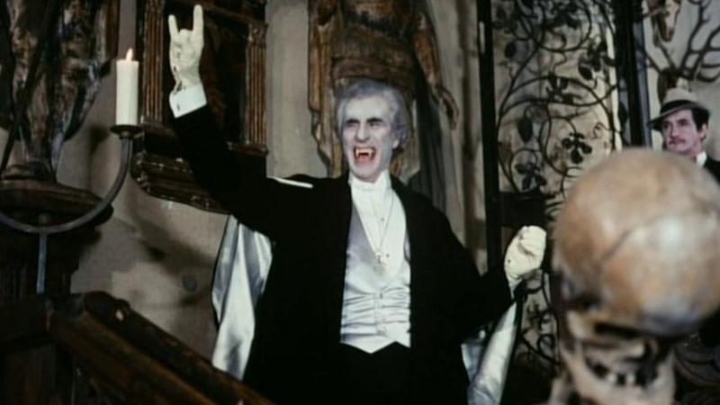 Graf Dracula beisst jetzt in Oberbayern 1982 / Dracula Blows His Cool / Граф Дракула в Верхней Баварии ENG