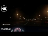 В Москве стритрейсер разогнался до 250 км/ч в потоке машин