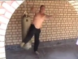 New russian fight style, please give a name