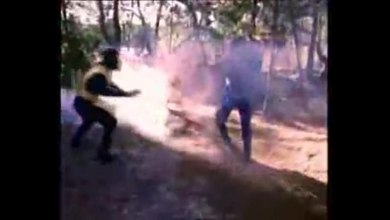 Mortal Kombat- Conquest - Scorpion vs. Sub-Zero