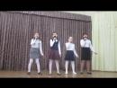 Вокальный ансамбль 4А класса Попурри из военных песен Руководитель Якимов Г М