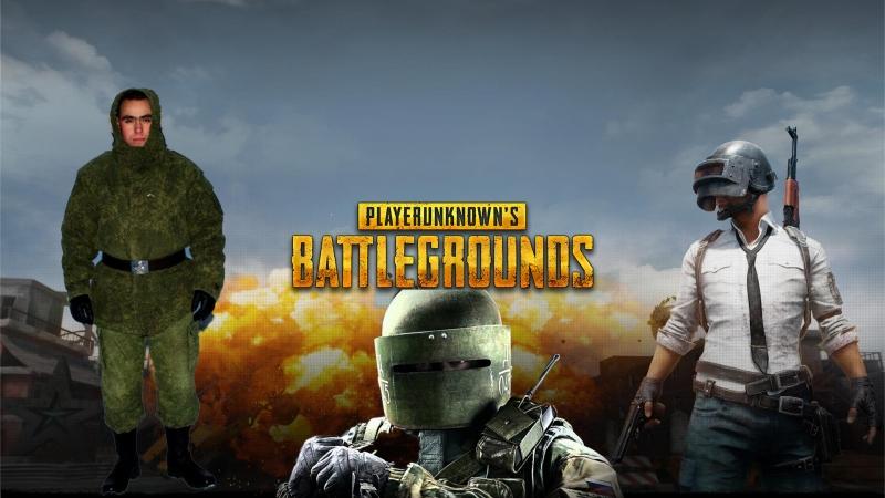 Продолжаю тренировать свой AIM — PlayerUnknown's Battlegrounds