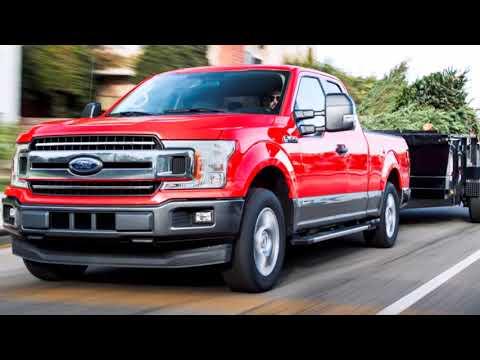 2018 Ford F 150 Power Stroke Diesel