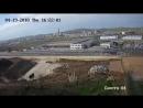 Таймлапс видео подходов к Керченскому мосту в районе трубы за 18 23 апреля 2018