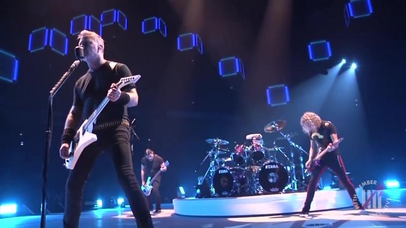 Metallica - Harvester of Sorrow (Live in Helsinki, Finland 2018)