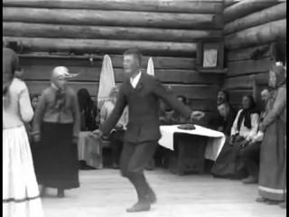 Карельская пляска начала ХХ века
