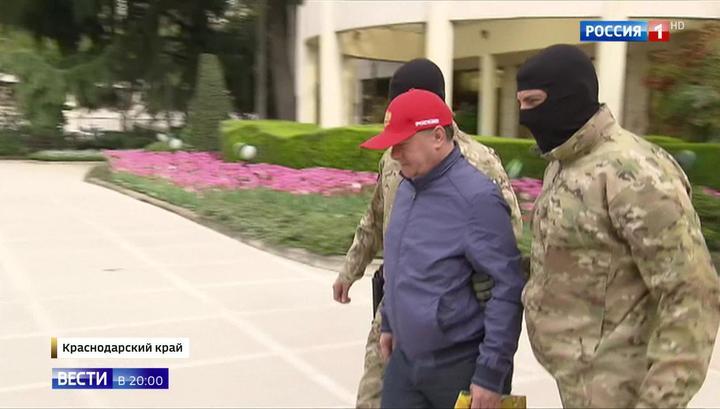 Вести.Ru: СКР, ФСБ, МВД, Росгвардия провели на Кубани масштабную операцию против коррупционеров