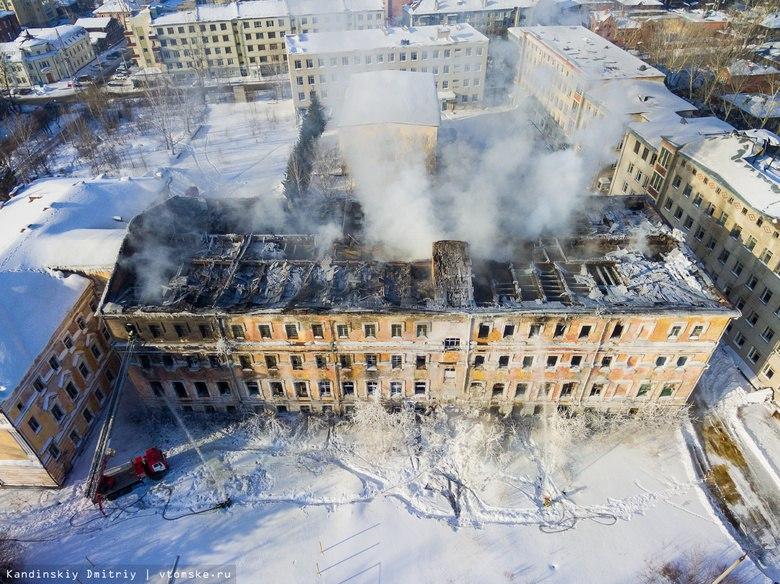 Мэр Томска: с передачей РПЦ здания бывшего училища связи не стоит торопиться.