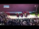 Гимн Израиля на Красной площади 9.05.2018