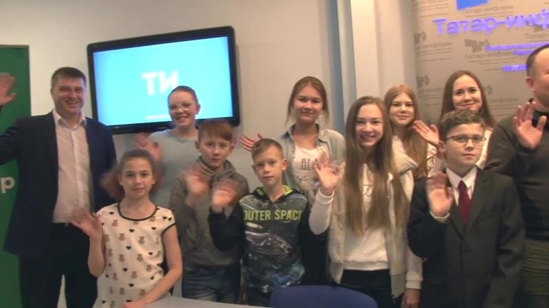 Медиашкола «Поколение М». ТИН-клуб №209, эфир на канале Универ-ТВ от 11.02.18.