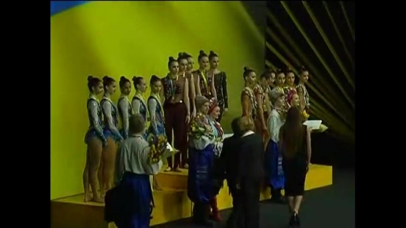 Заключительный сюжет о Кубке Дерюгиной от ТК Киев