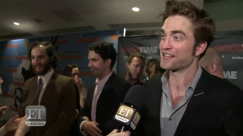 ETCanada Could Robert Pattinson Play Charles Manson In The Quentin Tarantino Movie