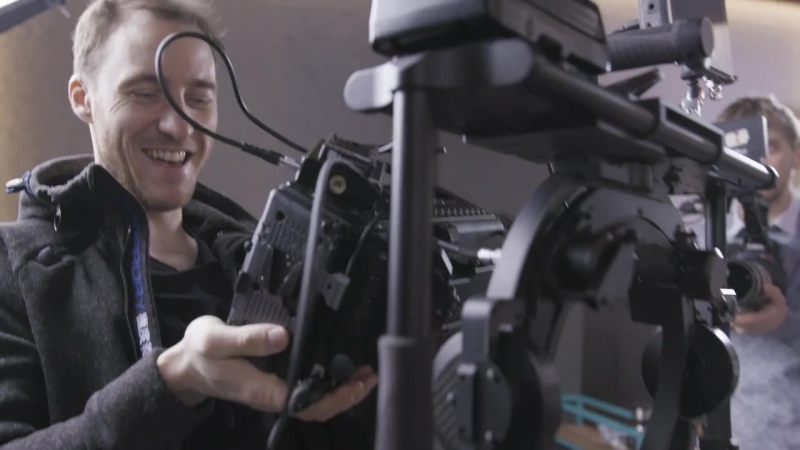 Тест камеры Canon Cinema EOS С700