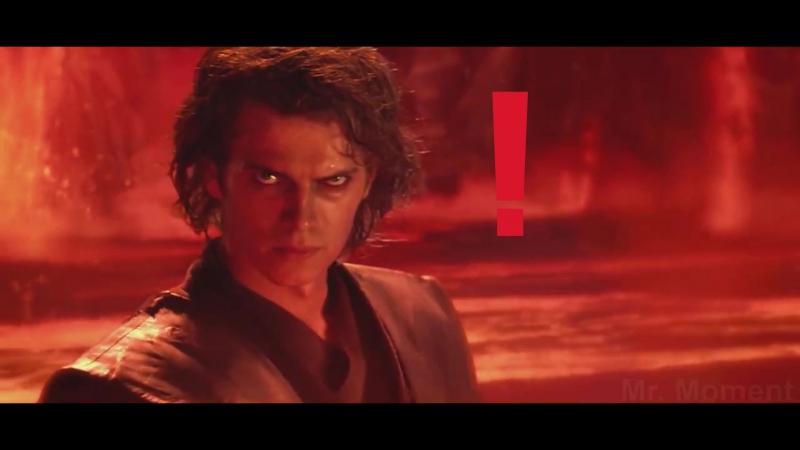 Энакин Скайуокер против Оби-Вана Кеноби.Режиссерская версия(roflan)