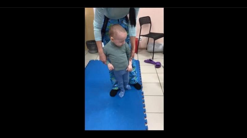 Мальчик без ортеза SWASH на МК в Нижнем Новгороде