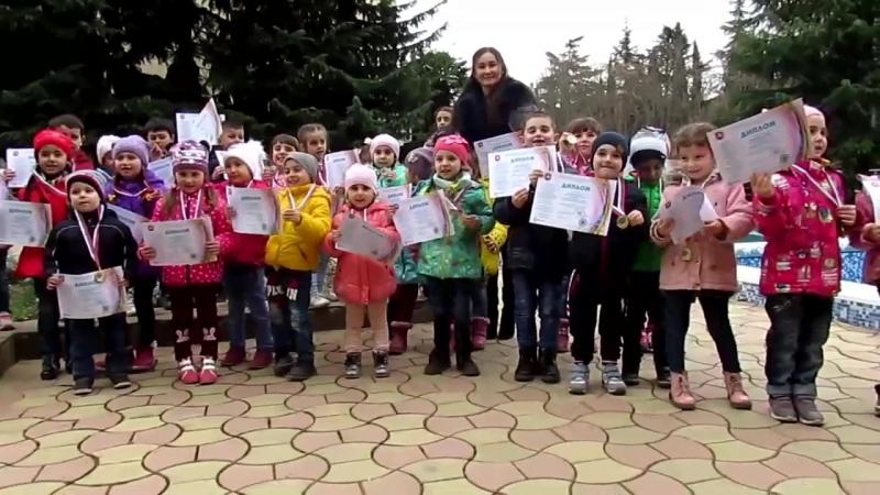 Ансамбль Янардагъ - Международный конкурс Таврика