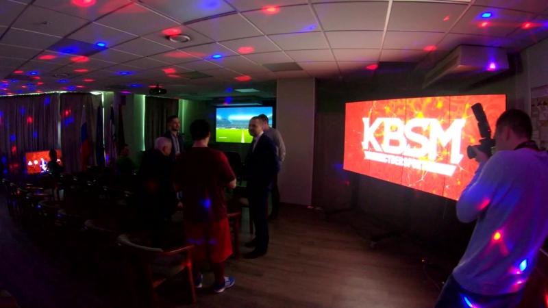 Финал Чемпионата СЗРЦ Алмаз-Антей по FIFA2018 2x2 PS4