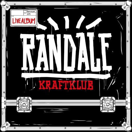 Kraftklub альбом Randale (Live)