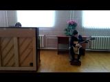 Казанцев Иван. 7 лет.Ой звоны звонят. г. Бирск